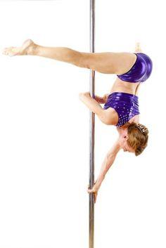 Seniors can have fun too   Greta Pontarelly: 61 year-old Pole Dancer