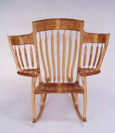Hal Taylor .  Storytime Rocking Chair w/ 3 seats