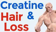 Does creatine cause hair loss?