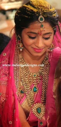 jewellery + saree + photography