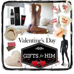 """valentines gift 4 him"" by diaparsons on Polyvore"