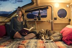 Are you an avid camper? If you are, how do you go camping? Do you like camping in a traditional camping tent? While camping in a traditional camping tent is nice, did you know that tents aren't you… Tiny Camper, Small Campers, Retro Campers, Camper Trailers, Vintage Campers, Vintage Airstream, Rv Campers, Travel Trailers, Vintage Trailers