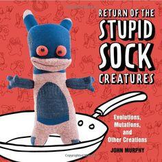 Sweater Surgery: How to give Aminekos recycled glove punk rock mohawks, return of the stupid sock creatures #amineko $9.00