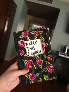 wreck this journal!!