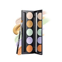 RedBlack Professional 5 Color Correcting Palette 5 main Corrective Shades Size 155 g Color Multicolor * Find out more about the great product at the image link.