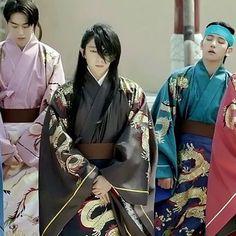 Lee Joon Gi. And Baekhyun? You okay?