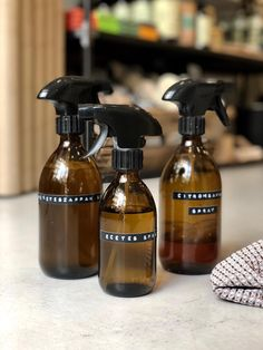 Spray Bottle, Cleaning Supplies, Homemade, Zero Waste, Survival, Home Made, Cleaning Agent, Hand Made, Airstone