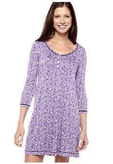 DKNY Violet Vision Sleepshirt  #belk.com