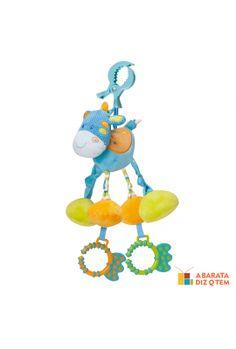 Móbile Atividades Baby - No berço ou no carrinho, O Musical de Atividades Baby é a companhia sempre divertida para os bebês. Possui um gancho acima da cabeça, o qual pode ser preso de maneira fácil e versátil aonde os pequenos forem, assim a diversão pode estar em qualquer lugar.