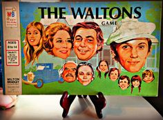 Complete The Waltons board game by Milton by TheZenSquirrel