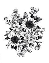 … Forearm Flower Tattoo Sunflower Tattoo Case and Sunflower Tattoo … : Tatuajes Antebrazo Sunflower Tattoo Sleeve, Sunflower Tattoo Shoulder, Sunflower Tattoo Small, Sunflower Tattoos, Sunflower Tattoo Design, Flower Tattoo Designs, White Sunflower, Design Tattoos, Shoulder Tattoo Flowers