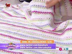 Battaniye nasıl yapılır? Battaniye yapımı ile battaniye modelleri battaniye örnekleri Derya Baykal'da. Derya Baykal'ın Derya'nın Dünyası programında yapılan ...