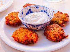 Greek Food - Kefkas