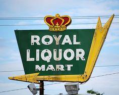 Royal Liquor Mart - Rockford, Illinois by wild mercury, via Flickr