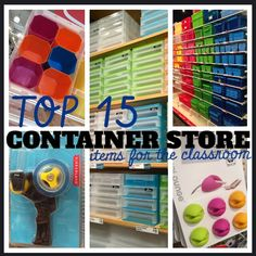 Top 15 Container Sto