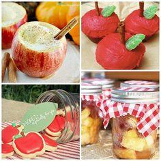 Harvest Apple Autumn Parties