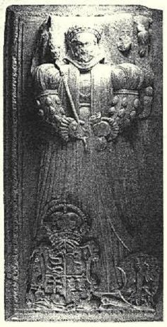 Tomb of Queen Izabella, wife of János Szapolyai, King of Hungary. Gyulafehérvár (now Alba Iulia, Transylvania, Romania)