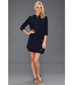 Juicy Couture Boho Shirt Dress