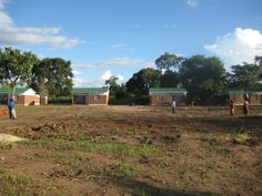 Before reconstruction on sections of Nandumbo Health Centre #Malawi #HELPchildren #HealthCentre
