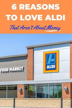 6 Reasons To Love Aldi That Aren't About Money - Smart Family Money Save Money On Groceries, Ways To Save Money, Money Tips, Money Saving Tips, Money Hacks, Frugal Living Tips, Frugal Tips, Budget Planner, Best Budget