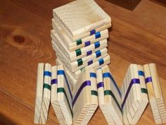 Jacob's Ladder Wooden Toy