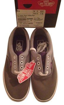 e598fe7308aa Get the must-have athletic shoes of this season! These Vans Grey Era  Sneakers Size US Regular (M