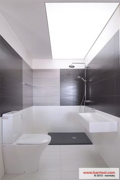 Barrisol Lumiere Ceiling Membranes used in bathroom displays