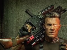 Cable's Gun From Deadpool 2 | Armory Blog