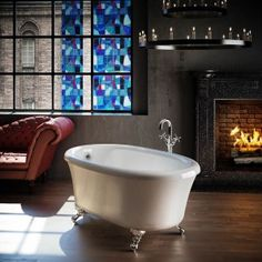Cella 6636 Clawfoot Air Jet Tubs Make The Perfect Centerpiece Of Your Own  Private Luxury Spa Bathroom. This Collection Features Classic And  Contemporary ...