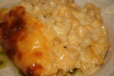My Southern Style Creamy Special Occasion Macaroni a nd Cheese - this is insanely decadent, buttery, gooey, and over the top cheesy.
