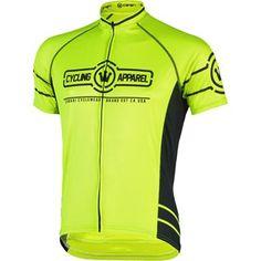 Canari Gatsby Cycling Jersey - Short Sleeve (For Men) fa0c2bb2f