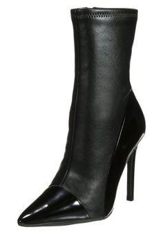Oblong Black Booties ▶suggested by ~Sophistic Flair~
