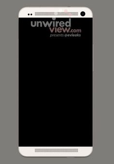 HTC M7 smartphone leaks with a 4.7-inch screen   Funky Gadgets9