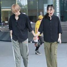 Korean Couple, Ulzzang Couple, Korean Street Fashion, Streetwear Fashion, Couple Goals, Relationship Goals, Street Wear, Normcore, Romantic