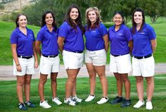 WNMU Women's Golf Team 2011