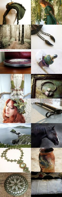 ~ Grace O'Malley ~ by Scarlett on Etsy--Pinned with TreasuryPin.com