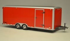 1:24/25 Scale 21' Tag-Along Trailer Model Kit - Galaxie Limited #GalaxieLimited