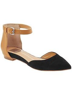 Omg the TWO TONE ... I'm going to have to look for this shoe on sell and compare prices .  Dolce Vita Gav | Piperlime