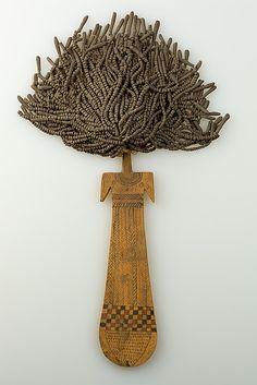 Paddle Doll, Egypt, 2030 – 1802 BC