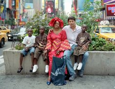 Touching Strangers by Richard Renaldi, such an incredible and inspiring project!