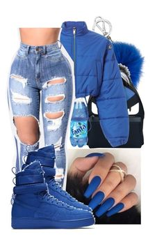 """""""Untitled #2662"""" by kayla77johnson ❤ liked on Polyvore featuring MICHAEL Michael Kors, Fendi, 3.1 Phillip Lim and NIKE"""