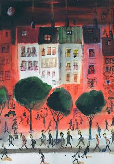 Javier Zabala: Barcelona para niños (Soñando ciudades)