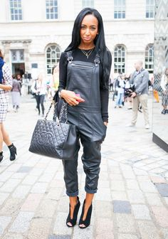 LFW SS14 STREET STYLE - Missguided