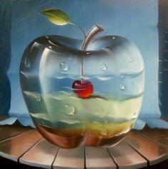 Resultado de imagen de pinturas surrealistas