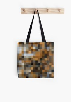 Cigarettes tote bag by The Pixelator