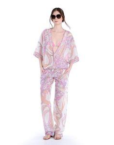 Dress Women - Beachwear Women on EMILIO PUCCI Online Store