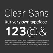 This Project Provides: Free-use OpenType font The Value of the Clear Sans Project Adopted by Mozilla for the Firefox for Android browser, Clear Sans has been recognized as a versatile OpenType font for screen, print, and Web. Clear Sans was designed with on-screen legibility in mind. It strikes a balance between contemporary, professional, and stylish expression and thoroughly functional purpose. It has a sophisticated and elegant personality at all sizes, and its thoughtful design becomes…