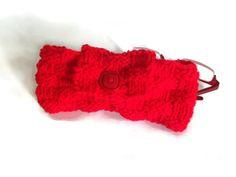 Crochet eyeglass case soft eyeglass cover by LittleFlowerbyGloria