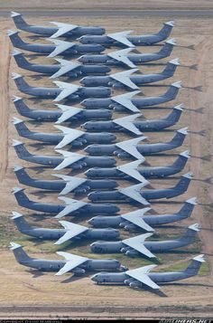 Lockheed C-141B Starlifter     (Тусон)