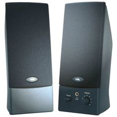 CYBER ACOUSTICS Cyber Acoustics CA-2016WB Computer Speaker System (Catalog Category: Consumer Electronics / Audio Electronics)